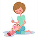 やの歯科 矯正歯科 出雲 歯医者 島根 斐川 インプラント 矯正 歯磨き